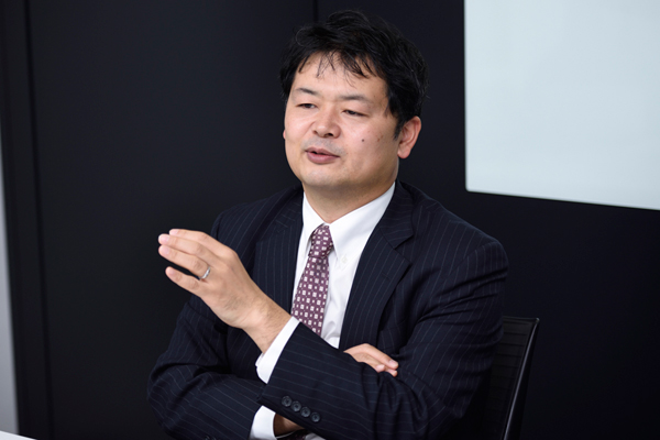 Mobvista カントリーマネージャーの井料武志氏