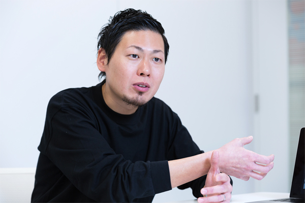 株式会社GIFMAGAZINE 経営企画部/広告事業部 事業部長 住田博人氏