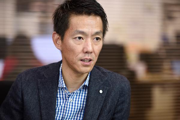 株式会社一休 代表取締役社長 榊 淳氏