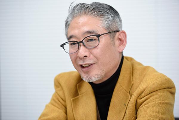 イーリスコミュニケーションズ株式会社 Co-Founder/エグゼクティブプロデューサー鈴木 睦夫氏