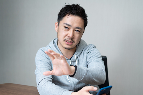 コミックスマート株式会社 取締役 福西 祐樹氏