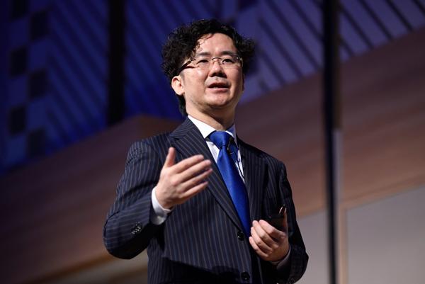 株式会社シャノン 代表取締役社長 中村健一郎氏