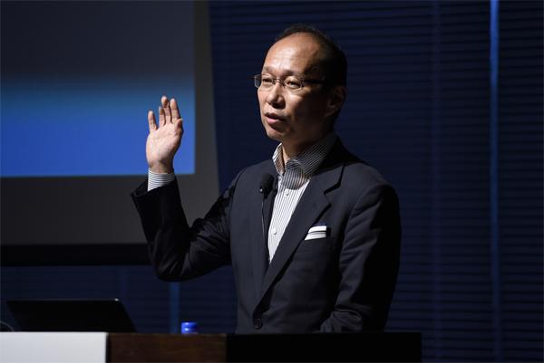 株式会社アクティブコア 代表取締役社長 山田賢治氏