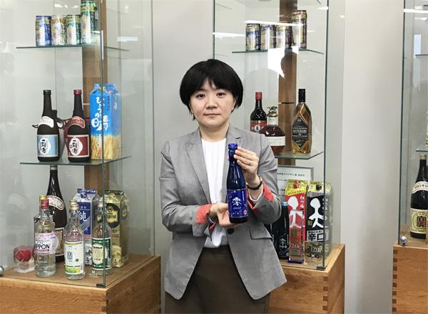 宝ホールディングス株式会社 環境広報部広報課 白川愛美氏