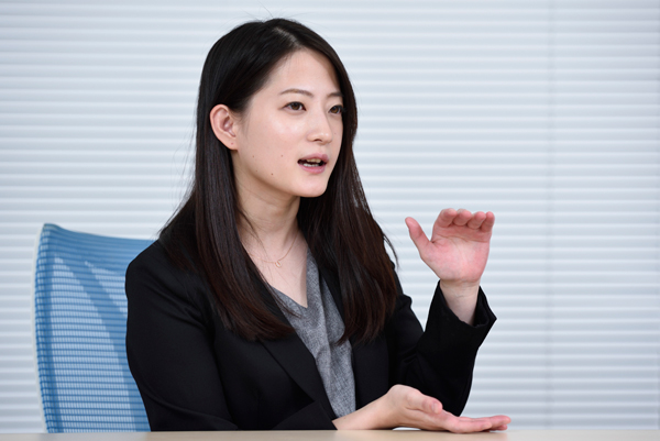 ZETA株式会社 エンタープライズ事業部 中川 茜氏