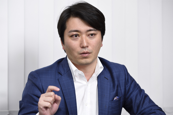 株式会社クレスト 代表取締役社長 永井俊輔氏