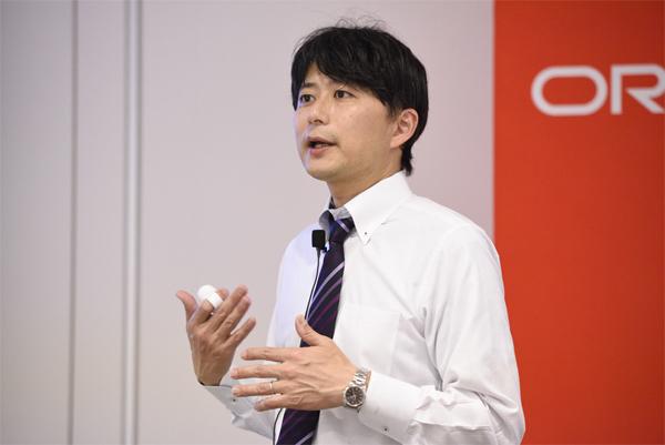 日本オラクル株式会社 クラウド・アプリケーション・ビジネス統括 事業開発本部 ディレクター 東 裕紀央氏