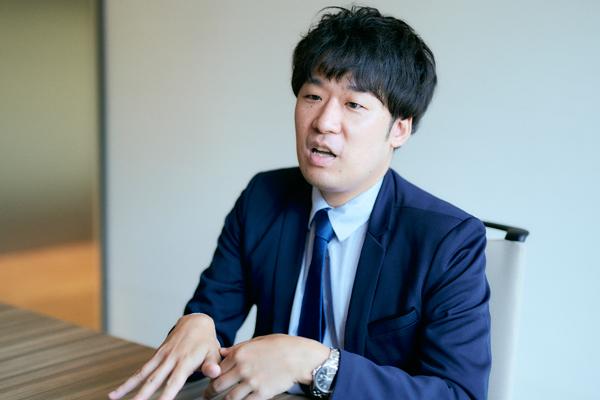株式会社クリーク・アンド・リバー社 成岡 信享氏