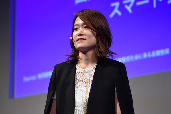 フェイスブック ジャパン クライアントソリューションズマネージャー リード 丸山祐子氏