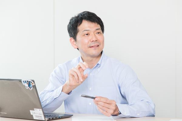 日本経済新聞社 デジタル事業 情報サービスユニット部長 大塚宗俊氏