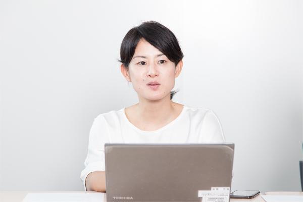 日本経済新聞社 デジタル事業 情報サービスユニット 担当次長 菊池美茶氏