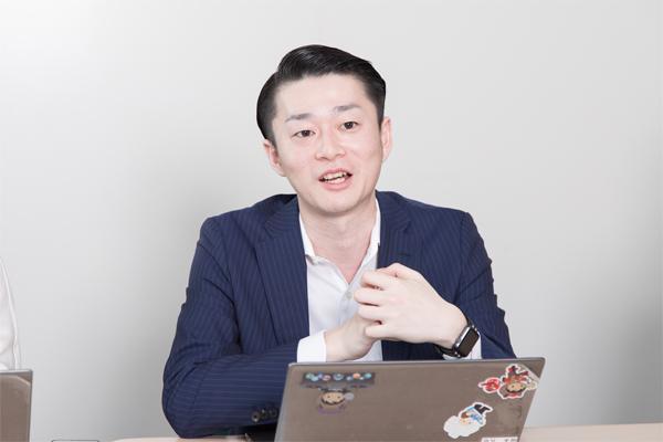日本経済新聞社 デジタル事業 情報サービスユニット 営業・マーケティンググループ 岡本孔佑氏