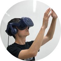 株式会社CyberV VR室技術責任者 稲村 創氏SIベンチャー、Webベンチャー創業を経て2012年にサイバーエージェント入社。ブラウザゲーム制作、技術戦略室、ゲーム開発ディレクター、VR専業子会社CTO 兼 事業責任者を経て現職。現在はVRライブシステムの開発ディレクションと技術調査をメインに、サイバーエージェントグループ内のAR/VRプロジェクトの相談や協力なども行っている。