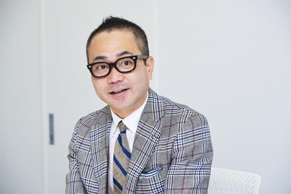 青山商事株式会社 TSC事業本部 TSC営業部 法人・マーケティンググループ長 細山 清孝氏