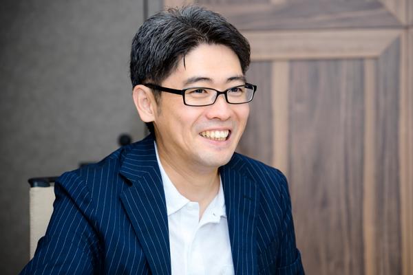 インサイトフォース株式会社 代表取締役 山口義宏氏