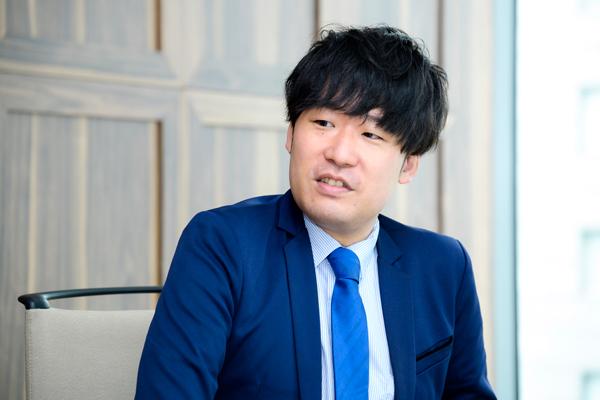 株式会社クリーク・アンド・リバー社 成岡信享氏