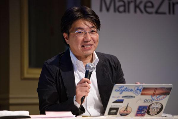 アンダーワークス株式会社 代表取締役 田島学氏
