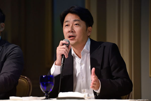 NTTコミュニケーションズ株式会社 第一営業本部 ダイレクトマーケティング部門長 市川知宏氏
