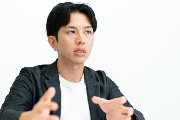 マインドフリー株式会社Solution Sales Group マネージャー 西口 陽介氏