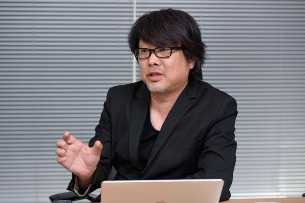 プラス株式会社 ジョインテックスカンパニー 執行役員 デジタルイノベーション推進部 部長 松村利朗氏