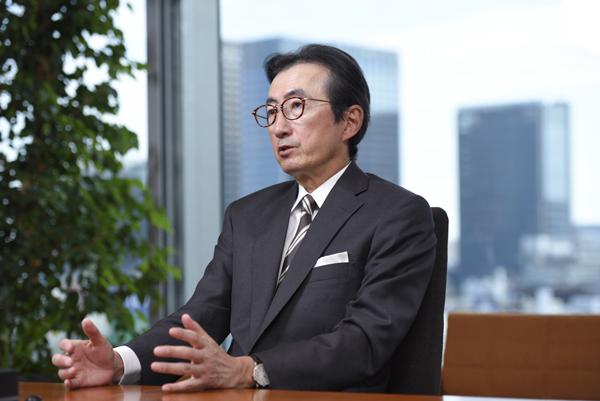 株式会社セールスフォース・ドットコム 代表取締役会長 兼 社長 小出 伸一氏