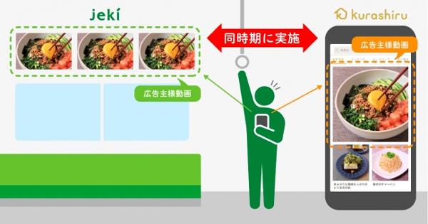 「山手線レシピ Presented by クラシル」のイメージ