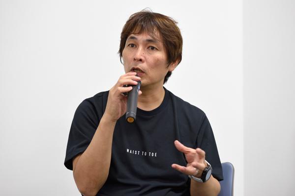 鈴木健さん
