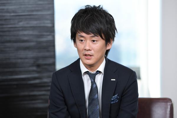 株式会社デルフィス 第2トヨタ局 第2室 チームリーダー シニアアカウントディレクター 花本俊也氏