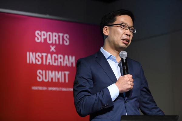 スポーツIT ソリューション 代表取締役会長 家本 賢太郎氏
