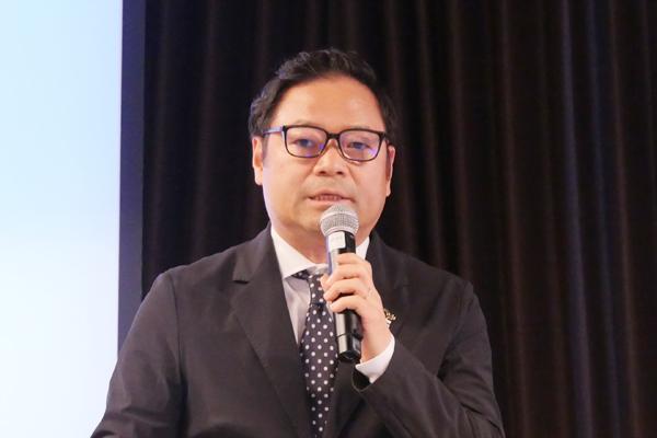 Twitter Japan 代表取締役 笹本 裕氏