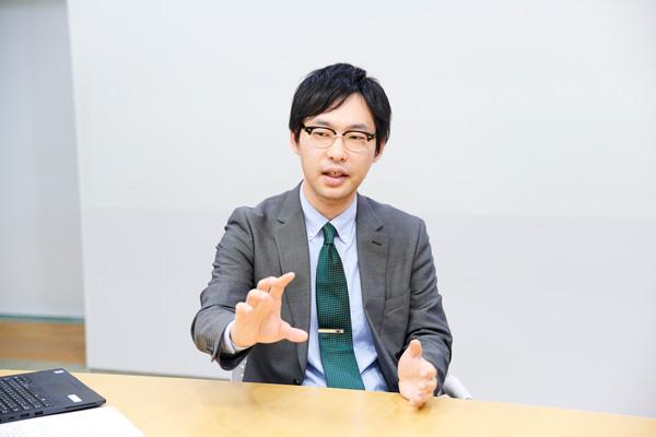 花王株式会社 コンシューマープロダクツ事業部門 キュレル事業部 廣澤祐氏