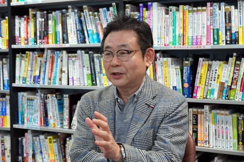 渡部弘毅さん