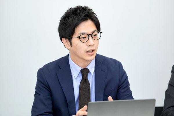 早稲田大学商学学術院 助手 權 純鎬先生