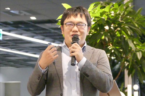 キリンビール マーケティング部 新規事業創造担当 高柳裕行氏