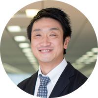 執行役員 COO室 室長 近藤洋司氏<br>2001年、セプテーニに入社、メディア部門責任者、アドネットワーク部門責任者を経て2012年にトレーディングデスク事業のイーグルアイを設立、同代表取締役に就任。2015年、米国に本社を持つ位置情報広告テクノロジーの「xAd」の日本法人設立に参加、2017年にGunosyへ入社、2019年10月より現任。広告テクノロジー企業の相関図を示したLUMAscapeの公式ローカライズ版「カオスマップ」の作者。