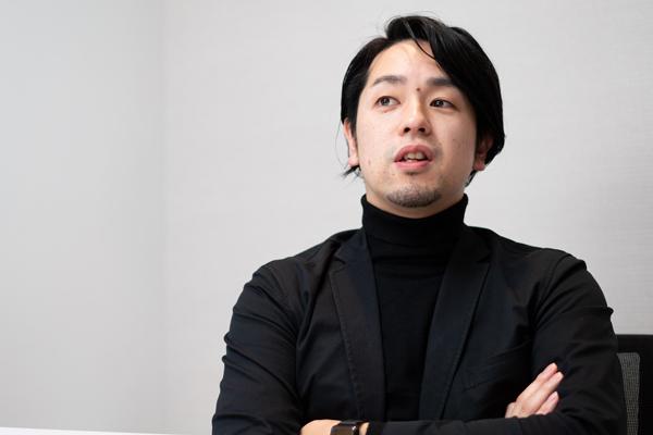 株式会社VOREAS 代表取締役 池田憲士郎氏