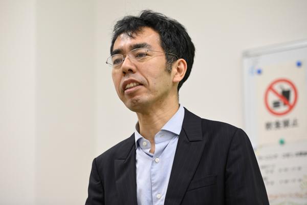 滋賀大学 データサイエンス学部 教授 データサイエンス教育研究センター 副センター長 河本薫氏