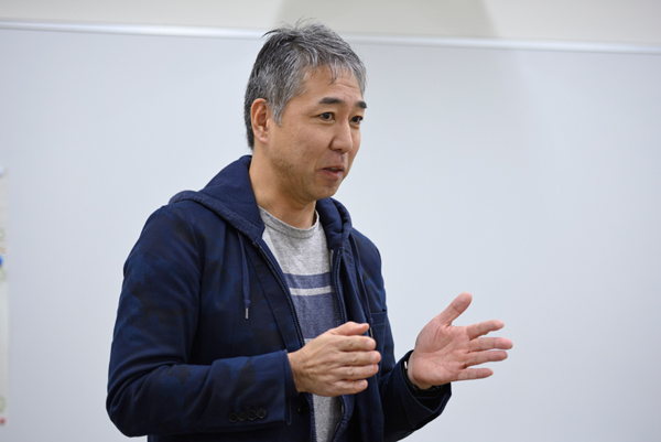 株式会社パルコ 執行役 グループデジタル推進室担当 林直孝氏