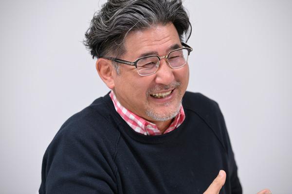 グーフ CEO 岡本幸憲氏
