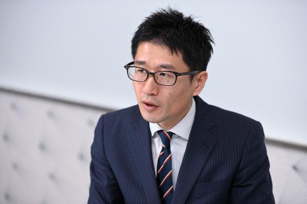 イオンリテール株式会社 営業企画本部 デジタル企画部長 松本裕氏