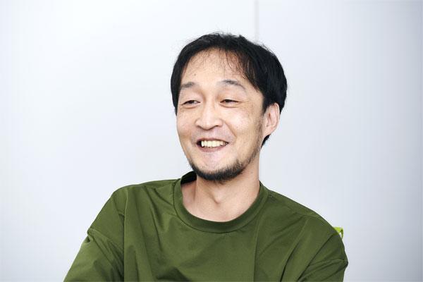 アイディス コンテンツ事業部 プロモーション部 マーケティングディレクター 羽入田 新氏
