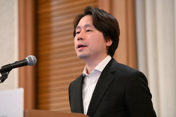 バロックジャパンリミテッド EC事業部・デジタルマーケティング担当 柴田幸男氏