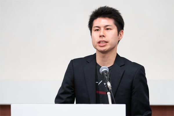 Sansan株式会社 Sansan事業部 マーケティング部 戦略企画グループ データアナリスト 新名庸生氏