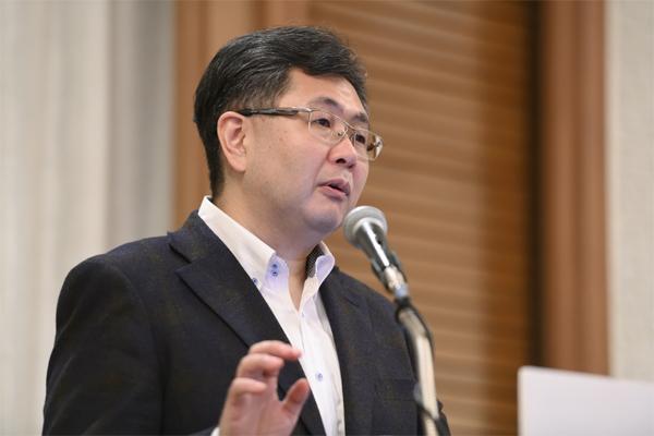 NTTコム オンライン・マーケティング・ソリューション株式会社 CIMエバンジェリスト 嶋田貴夫氏