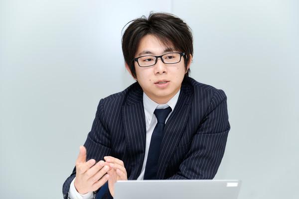 株式会社ロケーションバリュー コミュニケーションデザイン部 プロダクトマネージャー 小嶋利典氏