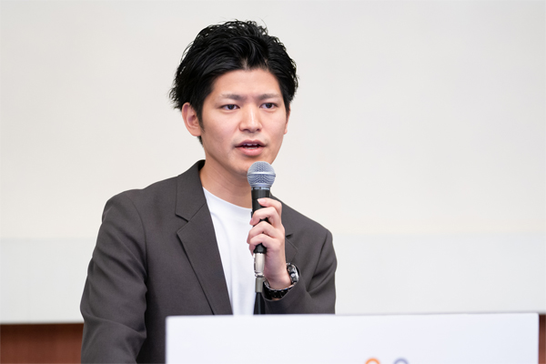 株式会社イルグルム 執行役員 CMO 吉本啓顕氏