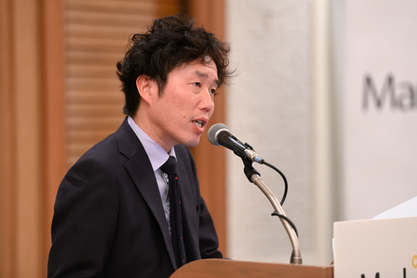 株式会社ディー・エル・イー 取締役COO 高倉 喜仁氏