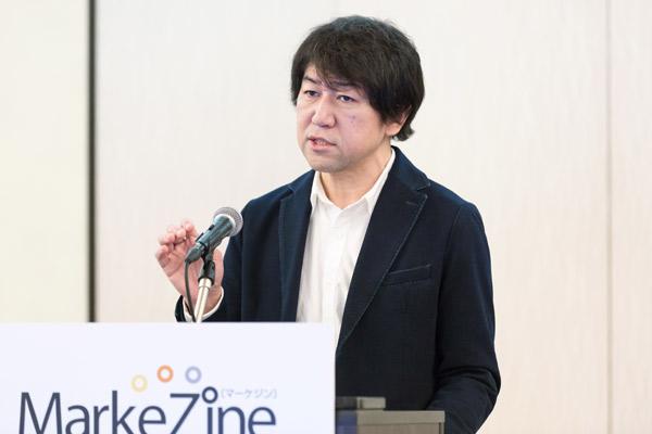 博報堂 博報堂行動デザイン研究所 所長 中川浩史氏