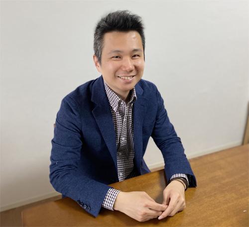 b8ta Japan カントリーマネージャー 北川 卓司氏