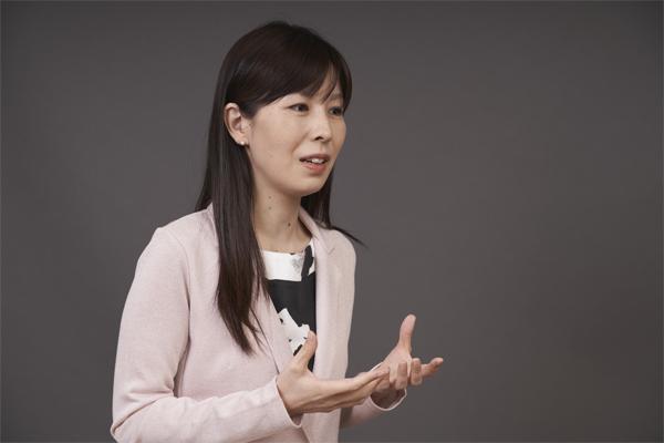 ダイキン工業株式会社 総務部 広告宣伝グループ 土井 智保子氏